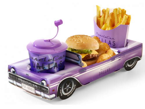 TAXI DELUXE PAARS